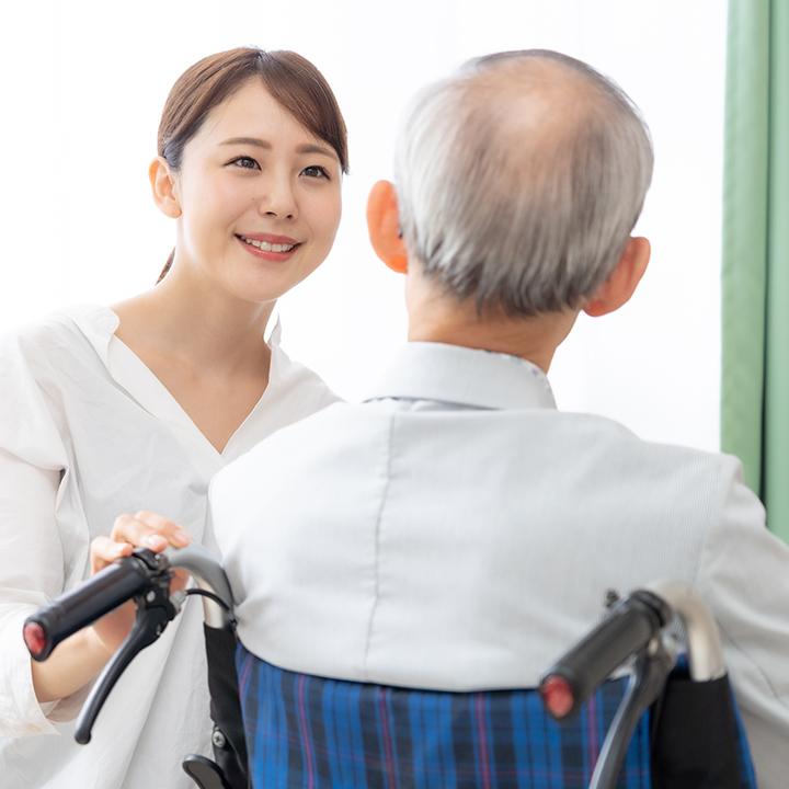 訪問フットケアを導入する介護施設が増加